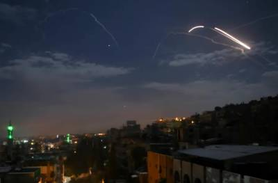 جنوبی شام الحارہ کی چوٹیوں پراسرائیلی بمباری