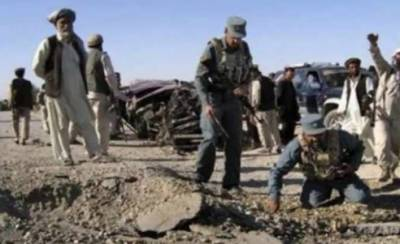 افغانستان میں جھڑپ کے دوران 9فراد ہلاک
