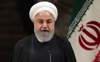 امریکا سے مذاکرات کیلئے تیار ہیں اگر اسے ہماری شکست نہ سمجھا جائے: ایرانی صدر