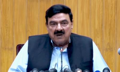 راولپنڈی کو سیلابی صورتحال کا سامنا ہو سکتا ہے۔ شیخ رشید