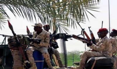 سوڈان میں اقتدار پر قبضہ کی کوشش میں ملوث جوائنٹ چیفس آف سٹاف کے سربراہ سینئر افسروں سمیت گرفتار