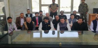 وزیراعظم کے امریکہ کے تاریخی دورے نے افغان امن عمل کی نئی بنیادرکھ دی ہے، شہریار خان آفریدی