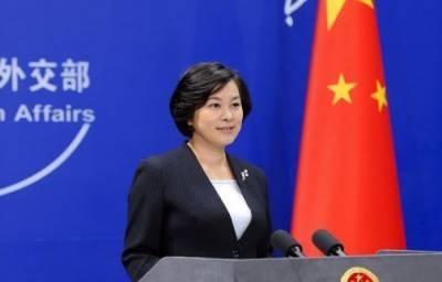 چین ،پاک بھارت تعلقات بہتر بنانے کیلئے عالمی برادری کے تعمیری کردار کی حمایت کرتا۔