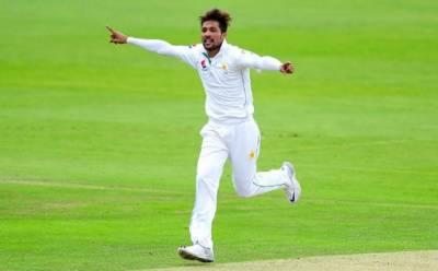 قومی ٹیم کے فاسٹ بولر محمد عامر کا ٹیسٹ کرکٹ سے ریٹائرمنٹ کا اعلان