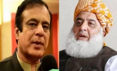 مولانا فضل الرحمٰن کے پاس جا کر ووٹ نہیں مانگے، شبلی فراز کی وضاحت