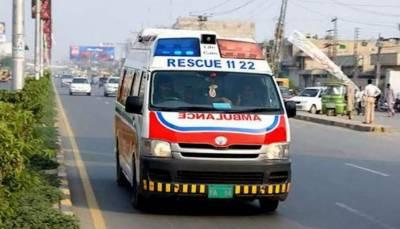 پنجاب کے مختلف شہروں میں ٹریفک حادثات،4 افراد جاں بحق،2زخمی