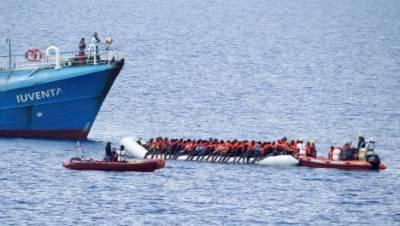 لیبیا:بحیرہ روم میں ڈوبنے والی کشتی سے 62افراد کی لاشیں نکال لی گئیں