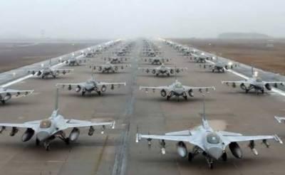 امریکا نے پاکستان کیلئے ملٹری سپورٹ بحال کر دی