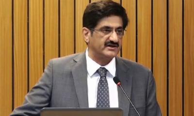 وزیراعلی سندھ مراد علی شاہ کا کراچی میں ترقیاتی منصوبوں کا جائزہ