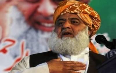 اگست میں حکومت مستعفی نہ ہوئی تو اکتوبر میں حکومت کیخلاف اسلام آباد کی طرف مارچ کریں گے:مولانا فضل الرحمان
