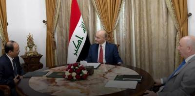 پاکستان عراق کادوطرفہ تعلقات میں مزید پیشرفت کے طریقوں پر تبادلہ خیال