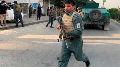 کابل حملے میں ہلاک ہونے والوں کی تعداد بڑھ کر بیس ہوگئی