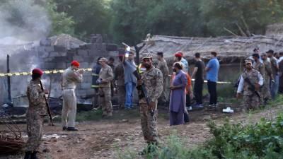 راولپنڈی طیارہ حادثے پر سیاسی رہنمائوں کا اظہار افسوس