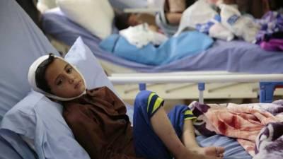 گزشتہ سال مسلح تنازعے کے دوران با12,000 سے زائد بچے ہلاک:اقوام متحدہ