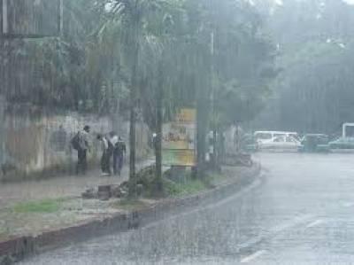ملک کے مختلف علاقوں میں آج سے مون سون بارشوں کا نیا سلسلہ شروع