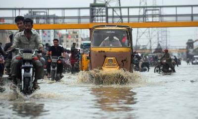 ملک کے وسطی اور بالائی حصوں میں مون سون بارشوں کے نئے سلسلے کی پیشنگوئی