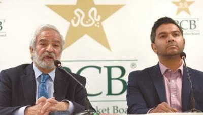 وسیم خان سے متعلق چیئرمین پی سی بی کے جھوٹ کا پول کھل گیا