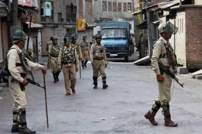 مقبوضہ وادی میں بھارتی فوج کی جارحیت، مزید 3 کشمیری شہید