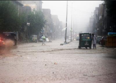 بحیرہ عرب اور خلیج بنگال سے بارش کا نیا سسٹم ملک میں داخل، اسلام آباد میں موسلادھار بارش