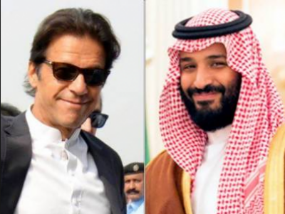 پاکستان اورسعودی عرب کی قیادت کا مختلف شعبوں میں دوطرفہ تعاون کوفروغ دینے کا عزم