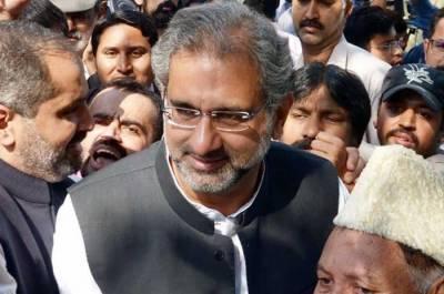 شاہد خاقان کے جسمانی ریمانڈ میں 15 اگست تک توسیع