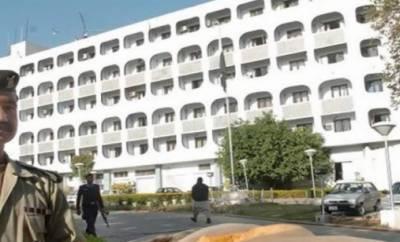 لائن آف کنٹرول کی خلاف ورزیاں، بھارتی ڈپٹی ہائی کمشنر کی تیسرے روز بھی دفتر خارجہ طلبی
