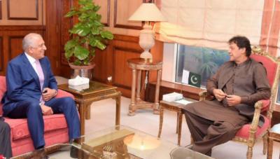 پرامن اور مستحکم افغانستان پاکستان اور پورے خطے کے بہترین مفاد میں ہے،وزیراعظم
