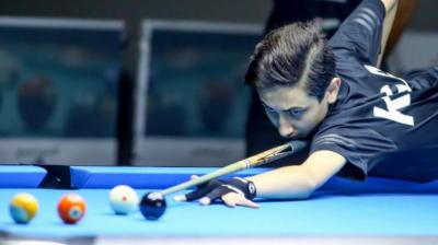 14 سالہ سعودی لڑکے نے امریکا میں بلیئرڈ کی چیمپئن شپ میں پہلی پوزیشن حاصل کرلی۔