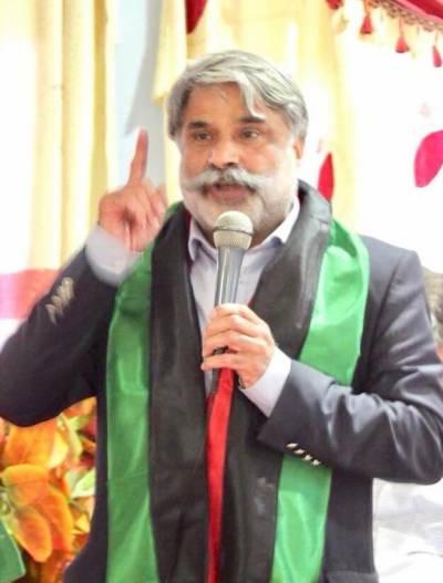 شہید بھٹو کے زریں اصولوں کے تحت پارٹی اورعوام کی خدمت جاری رکھوں گا.قاری فاروق احمد فاروقی