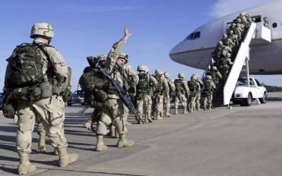 افغانستان سے امریکی فوجیوں کے انخلا کی تیاری جاری ہے۔ رپورٹ