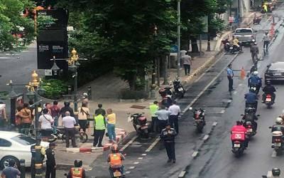 بنکاک بم حملے: وزیر اعظم نے فوری طور پر تحقیقات کا حکم دے دیا