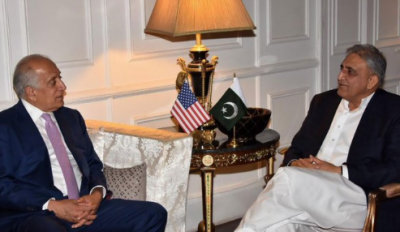 پاکستان دیرپا امن کیلئے تمام اقدامات یقینی بنائے گا، آرمی چیف