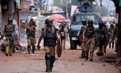 مقبوضہ کشمیر: قابض فوج کی ریاستی دہشت گردی جاری، ایک اور نوجوان شہید