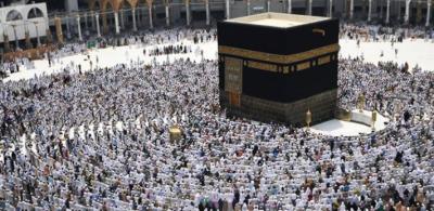 سانحہ کرائسٹ چرچ شہداء کے اہلخانہ سعودی بادشاہ کی دعوت پر مکہ مکرمہ پہنچ گئے