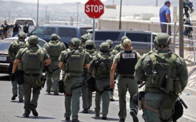 امریکہ: فائرنگ کے ایک بڑے واقعے میں 20افراد ہلاک