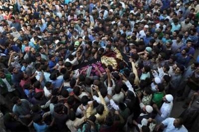 مقبوضہ کشمیر میں بھارتی ظلم کی نئی داستان رقم، مزید 7 نوجوان شہید