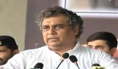 وفاقی وزیر علی زیدی نے کراچی میں صفائی مہم کا آغاز کردیا