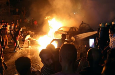 قاہرہ:کاربم دھماکے میں 17 افرادہلاک