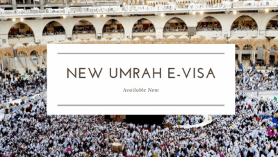 سعودی حکومت نے عمرہ زائرین کے لیے نئی ویزہ پالیسی کا اعلان کردیا