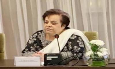 ڈاکٹر شیریں مزاری کا اقوام متحدہ کے انسانی حقوق کی ہائی کمشنر کو خط,آزاد کشمیر میں لائن آف کنٹرول پر کلسٹر بم، اسلحے کے حملوں اور مقبوضہ کشمیر میں انسانی حقوق کی سنگین خلاف ورزیوں کا ذکر