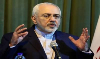ایران آبنائے ہرمز میں سکیورٹی کاذمہ دار،سمندری خلاف ورزی برداشت نہیں کریگا:وزیر خارجہ