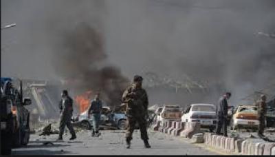 افغانستان:موٹر سائیکل میں نصب بم کے دھماکے میں 4افرادہلاک