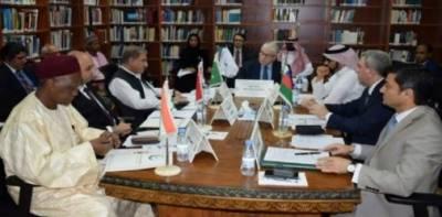 کشمیر میں امن و امان کی بگڑتی ہوئی صورتحال ،جدہ میں او آئی سی کنٹیکٹ گروپ برائے کشمیر کا ہنگامی اجلاس