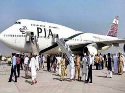 سرکاری سکیم کے تحت حج پروازوں کا سلسلہ آج مکمل کرلیا جائے گا