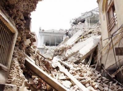 جڑواں شہر میں طوفانی بارش، مکان کی چھت گرنے سے 2 افراد جاں بحق