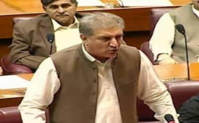 14 اگست کو پاکستان آزاد کشمیر، مقبوضہ کشمیر ہر جگہ کشمیر بنے گا پاکستان کا اظہار ہوگا:شاہ محمود قریشی