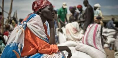 سوڈان میں غذائی قلت، سعودی عرب اور یو اے ای کی جانب سے گندم کی فراہمی