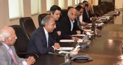 کابینہ کی اقتصادی اور نجکاری کمیٹی کا اجلاس آج ہونگے