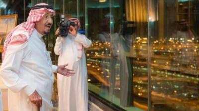 سعودی عرب کو حج کے لیے آنے والے اللہ کے معزز مہمانوں کی خدمت پر فخر ہے۔ شاہ سلمان
