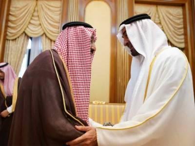 دشمن کے خلاف سعودی عرب اور امارات ایک دوسرے کے شانہ بہ شانہ کھڑے ہیں۔ الشیخ محمد بن زاید